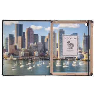 Boston skyline from waterfront case for iPad