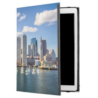 "Boston skyline from waterfront iPad pro 12.9"" case"