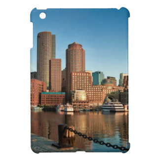 Boston skyline iPad mini covers