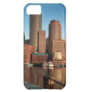 Boston skyline iPhone 5C case