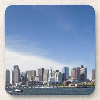 Boston Skyline, Massachusetts Coasters
