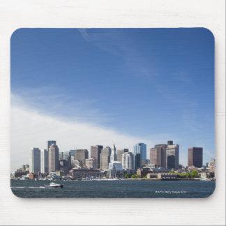 Boston Skyline, Massachusetts Mouse Mat