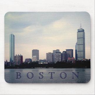 Boston Skyline Mouse Mat
