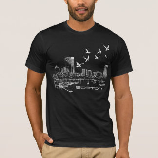 Boston Skyline Tee
