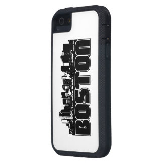 Boston Skyline Tough Xtreme iPhone 5 Case