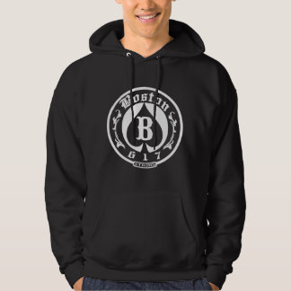 Boston Strong 617 Hoodie