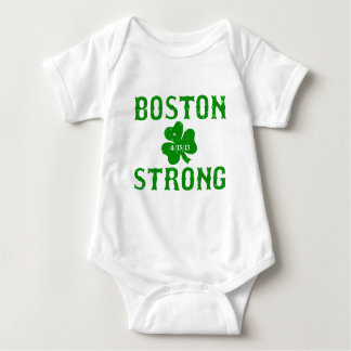 Boston Strong Baby Bodysuit