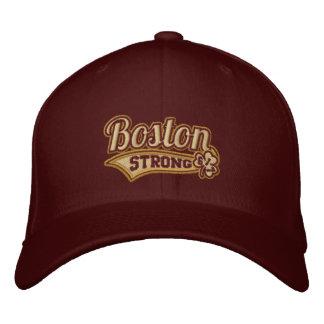 Boston Strong Ballpark Shamrock embroidered Cap