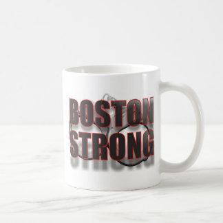 BOSTON STRONG BASIC WHITE MUG