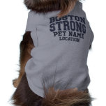 Boston Strong Pooch Customise Pet Name!