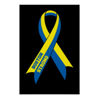 Boston Strong Poster