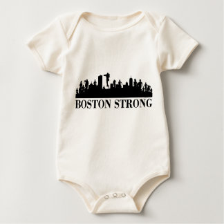 Boston Strong Pride Baby Bodysuit