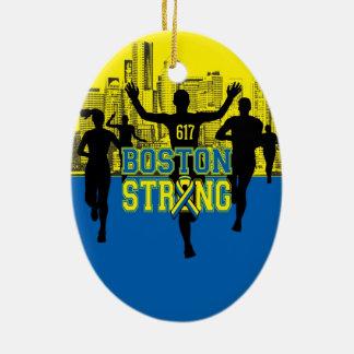 Boston Strong Spirit Christmas Ornament