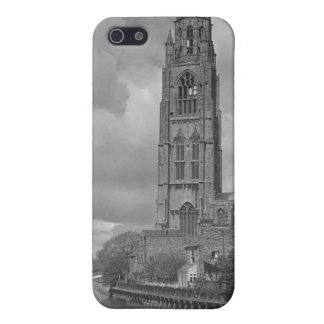 Boston Stump and River Welland, Lincolnshire Case For iPhone 5/5S