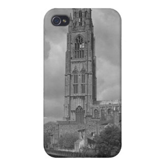 Boston Stump and River Welland, Lincolnshire iPhone 4/4S Cover