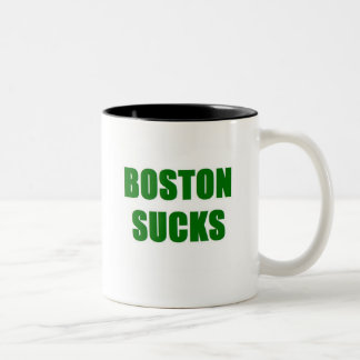 Boston Sucks Mugs
