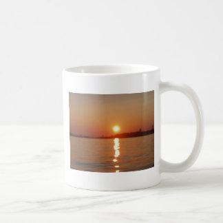 Boston Sunset Coffee Mug