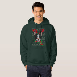 Boston T-Shirt Funny Reindeer Christmas Gift Shirt