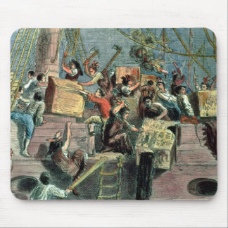 Boston Tea Party, 16th December 1773 Mouse Mat