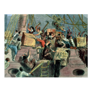 Boston Tea Party, 16th December 1773 Postcards