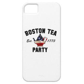 Boston Tea Party - Est. 1773 iPhone 5 Case