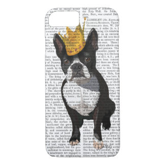 Boston Terrier And Crown iPhone 8/7 Case