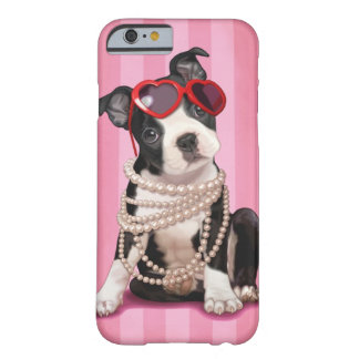 Boston Terrier Barely There iPhone 6 Case