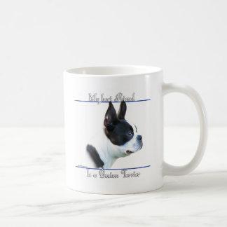 Boston Terrier Best Friend 2 Coffee Mug