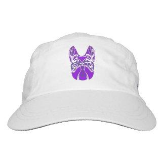 Boston Terrier Block Print Hat