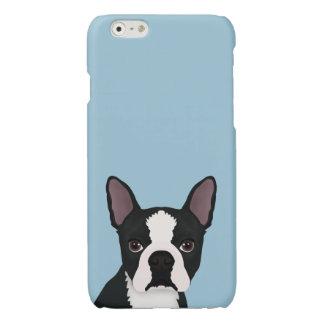 boston terrier cartoon iPhone 6 plus case