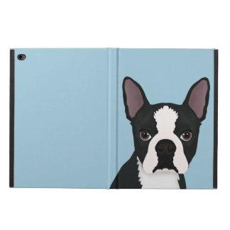 boston terrier cartoon powis iPad air 2 case