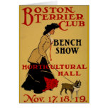 Boston Terrier Club Cards