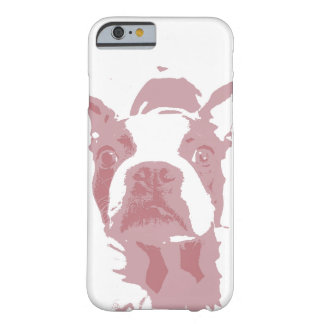 Boston Terrier Design iPhone 6 case Barely There iPhone 6 Case