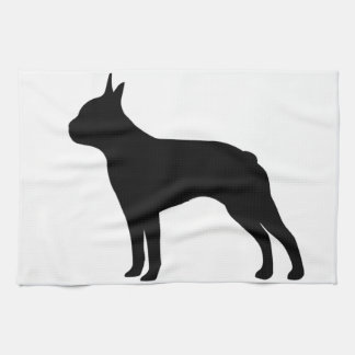Boston Terrier Dog Towels