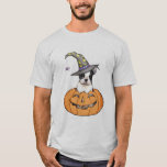 Boston Terrier Halloween T-Shirt