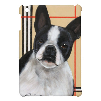Boston Terrier iPad Mini Cover
