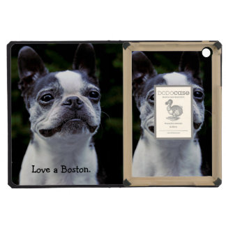 Boston Terrier iPad Mini Retina Cover