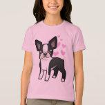 Boston Terrier Love Tshirt