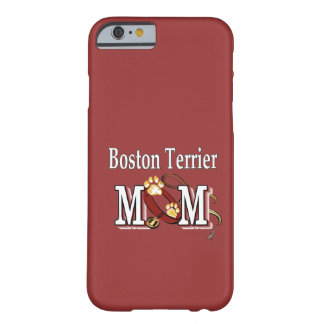 Boston Terrier Mom Barely There iPhone 6 Case