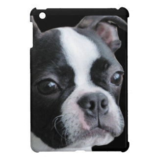 Boston Terrier:  More than my share of cuteness Case For The iPad Mini