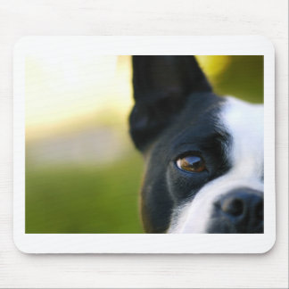 Boston Terrier Mouse Mat