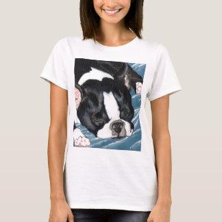 Boston Terrier Nap T-Shirt