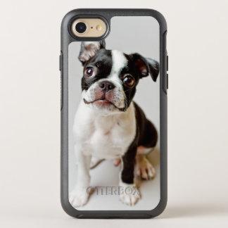 Boston Terrier OtterBox Symmetry iPhone 8/7 Case