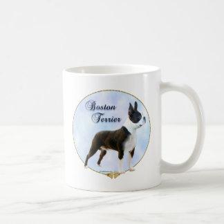 Boston Terrier Portrait Coffee Mug