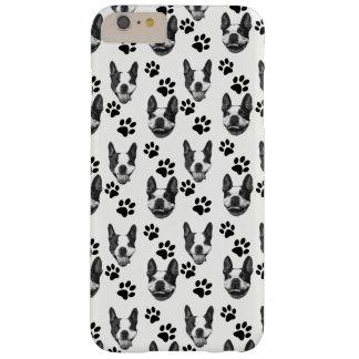Boston Terrier Print Phone Case