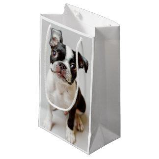 Boston Terrier Small Gift Bag