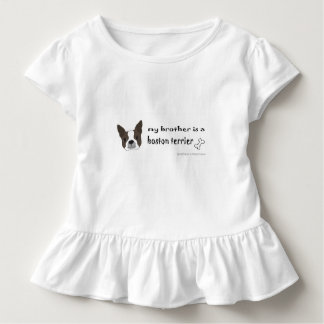 boston terrier toddler T-Shirt