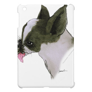 Boston Terrier, tony fernandes iPad Mini Cover