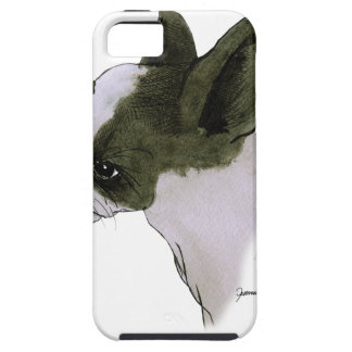 Boston Terrier, tony fernandes iPhone 5 Cover