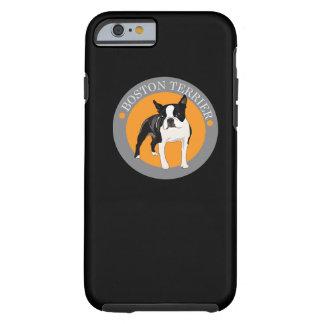 Boston terrier tough iPhone 6 case
